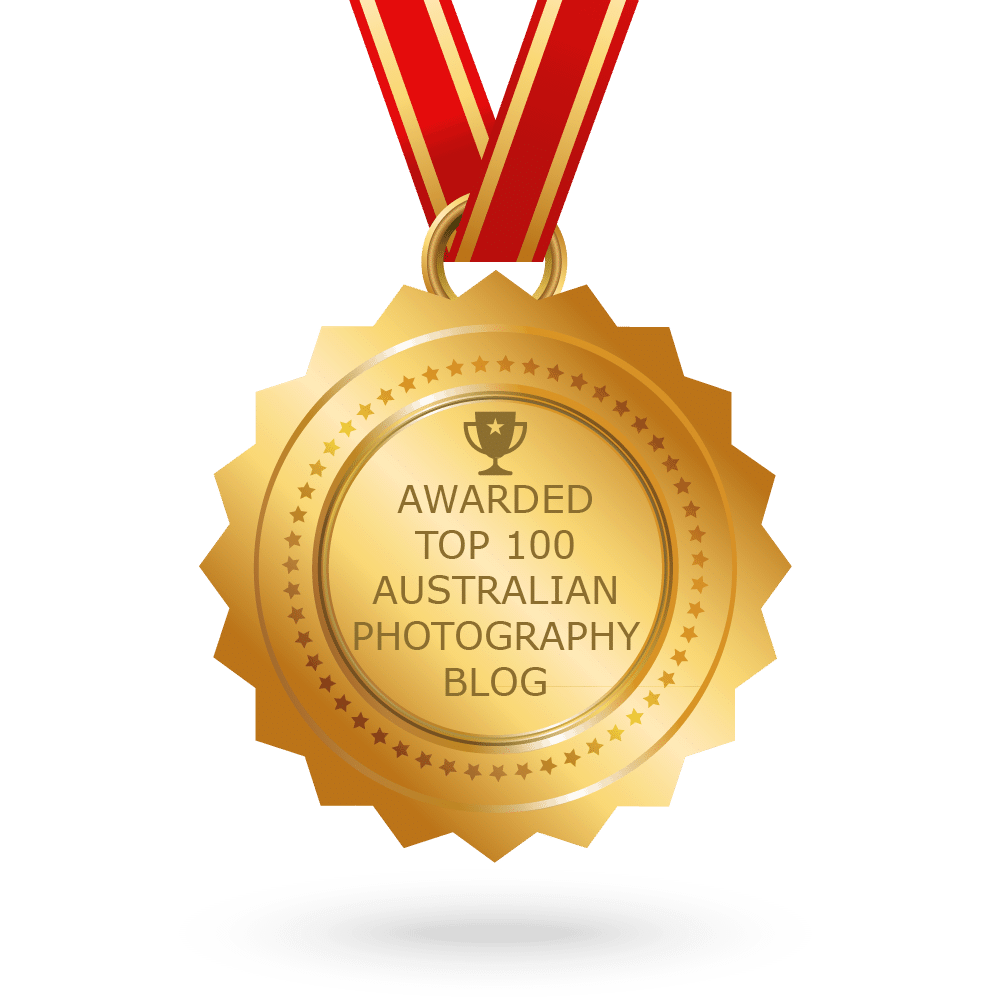 WINNER-Top 100 Australian Photography Blogs with Natural Lights Photography!