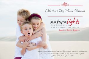 Mothers day photography, nelson bay, anna bay, newcaslte, NSW. family portraits, photography