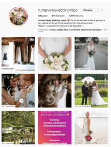 Hunter Valley weddings bride to be, inspiration, directory, Newcastle