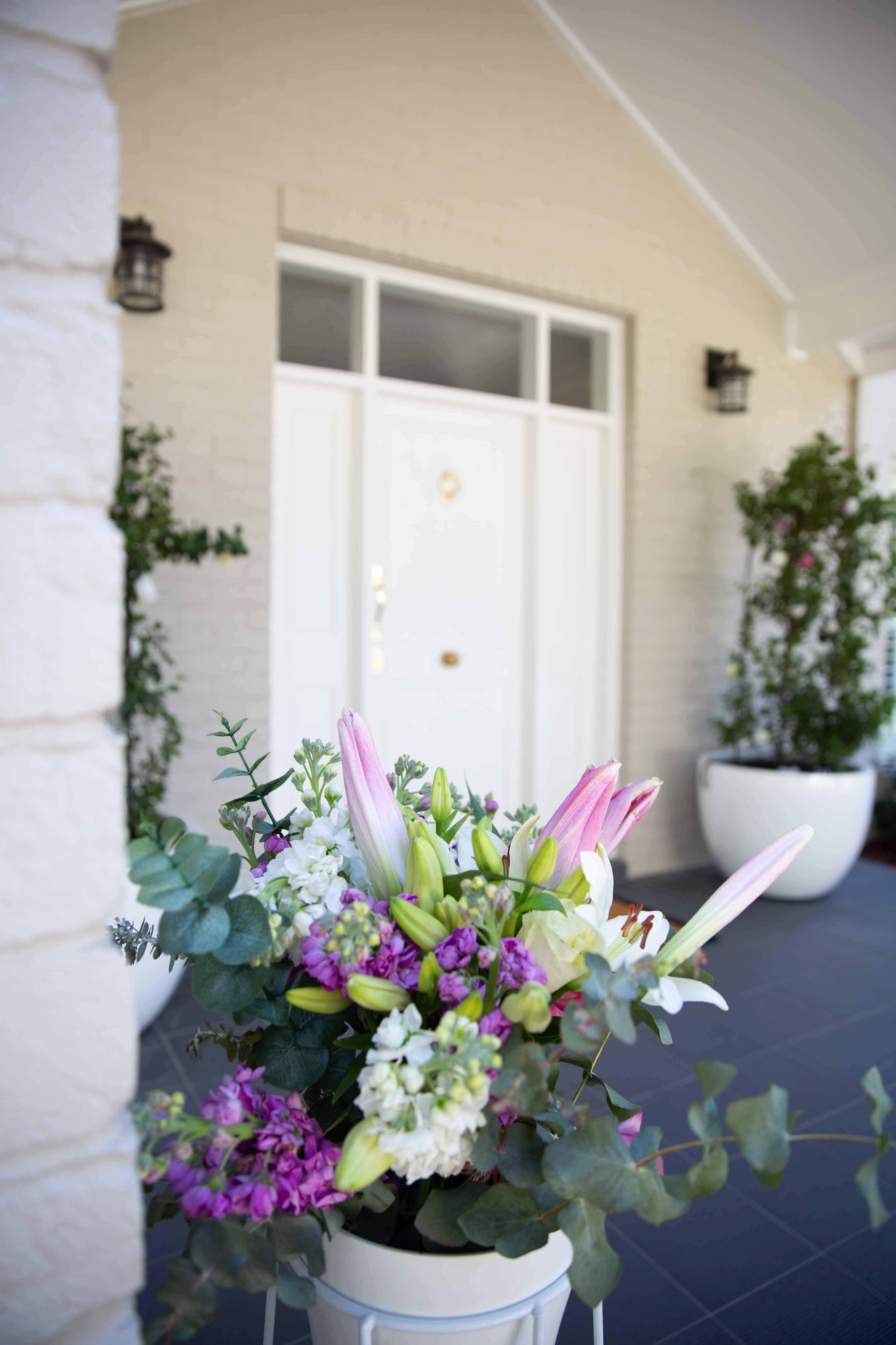 Family home for a Whitebridge wedding in NSW